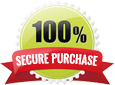 100% secure purchase