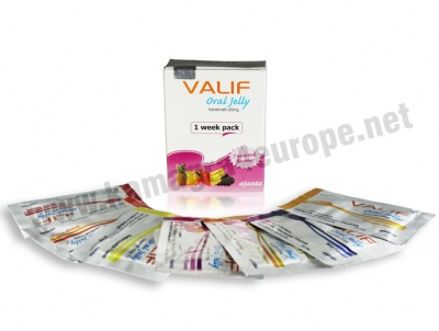 Valif Oral Jelly 20mg
