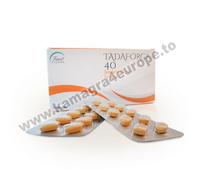 Tadaforce 40mg